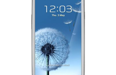 Top product: Samsung Galaxy S III