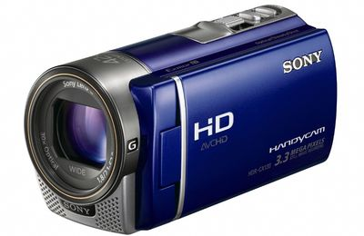 Top product: Sony HDR-CX130