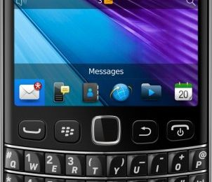 Top product: BlackBerry Bold 9790