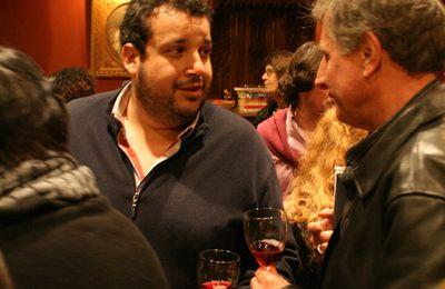 Vin et Cinéma, passions françaises et portugaises