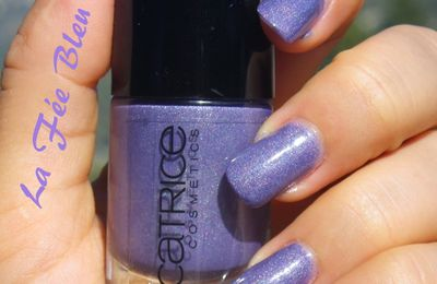Swatch catrice holographique