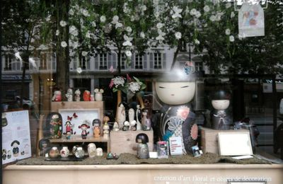 Kokeshi, trouvaille