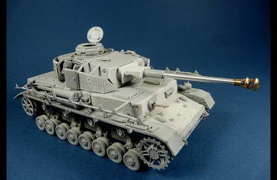 **PANZER IV Ausf. H DRAGON- 2eme PARTIE