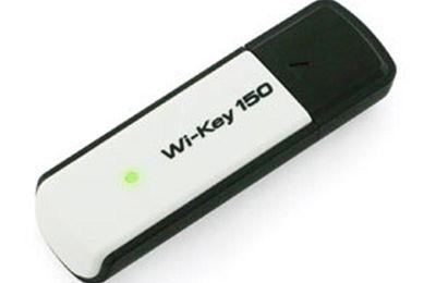 Wi-Key 150 : une clé Wi-fi pour DS, Wii et 3DS !