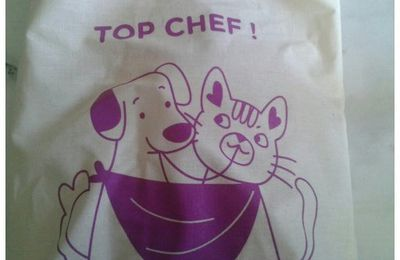 DoggyBox de mai : Top Chef
