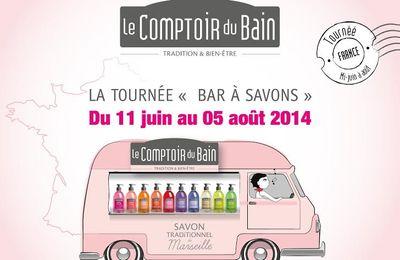 Road show : Le Comptoir du Bain