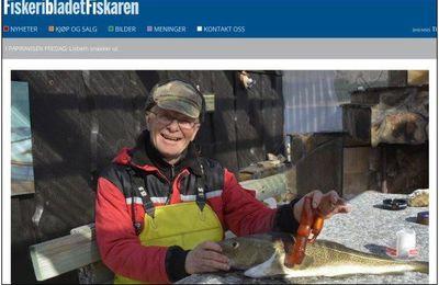 Norvège - une morue avale un sextoy