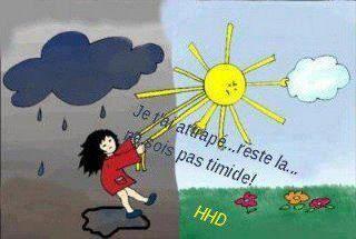 On demande du soleil !...