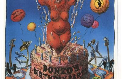 Bonzo's Birthday Party - 2CD (Empress Valley Supreme Disc) - Soundboard 8/10