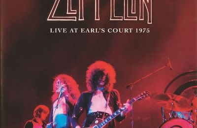 Live At Earls Court 1975 - 1DVD (Masterplan) - Pro shot 8,5/10