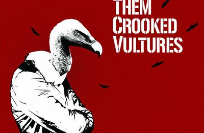 Them Crooked Vultures - 1CD (2009)
