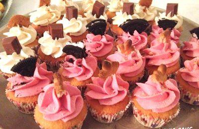 Mini Cupcakes gourmands