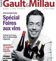La Cave Bruant figure parmi les 70 meilleurs cavistes de France au classement Gault & Millau 2012