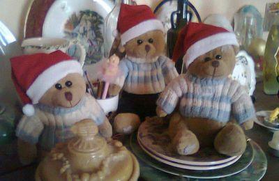 Joyeux Noël - belle et douce soirée et belle journée de Noël à tous