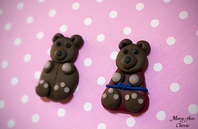Magnets nounours
