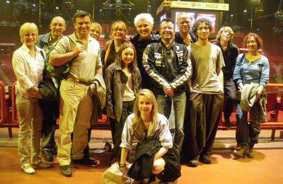 Le Sambo Karaté Défense Charnaysien au Festival des arts martiaux de Bercy