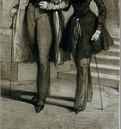 Signet et flamme postale de George Sand à La Châtre