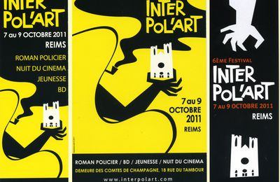 Inter Pol'art à Reims en 2011
