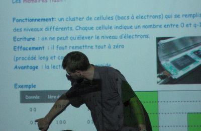 Des télécoms à la musique en passant par l'écologie et l'informatique, les maths sont partout