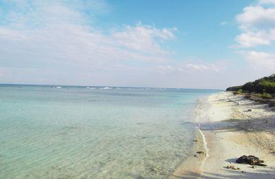Gili Trawangan : ses plages