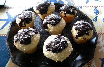 Petits muffins moelleux à la noix de coco