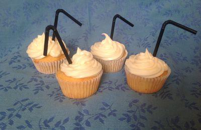 Cupcakes de horchata
