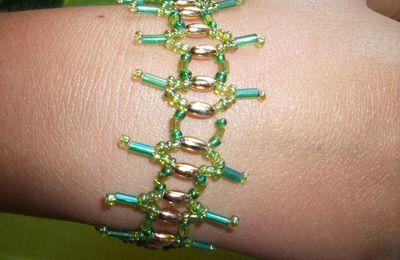 Bracelet nature précieuse
