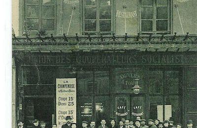 Paris, 49, rue de Bretagne : la Maison commune, siège du Comité de la IIIè Internationale