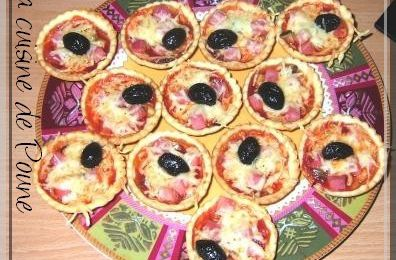 Mini-pizzas