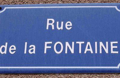 ALGRANGE: N° 1 rue de la Fontaine - Dentiste - Médecin
