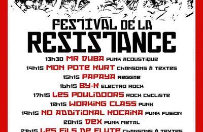 Carvin (62). Festival de la résistance le 6 juillet