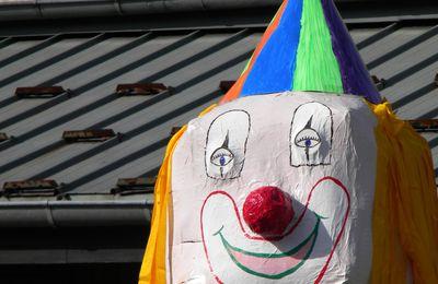 Carnaval à Servoz