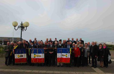 Réunion des présidents de l'UDMM56 à Quiberon
