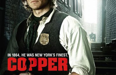 """Copper"", la série TV du méchant flic"