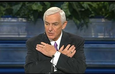 David Jeremiah - Osiris pose