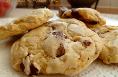 Les Cookies de Laura Todd...Parfaits !