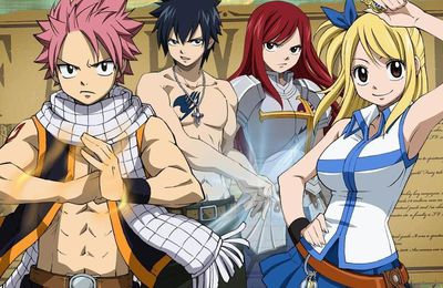 Fairy tail [102/??] VOSTFR HD