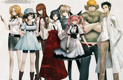 Steins:Gate [24/24] vostfr hd .INTEGRAL .