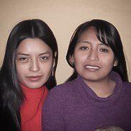 Liset et Ximena Contreras (Bolivie)