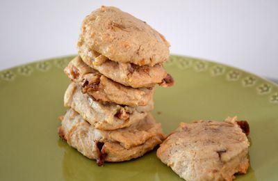 Cookies au beurre de cacahuète et aux mars