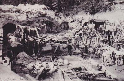 des vietnamiens dans le Louron : les annamites de Cazaux-Debat - deuxième partie : les constructeurs du canal