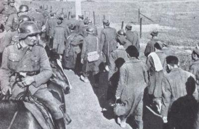 Jean Bégué, enfant d'Aure et du Louron 3eme partie : la guerre de Jean Bégué, 1939 - 1945