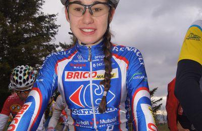 Info Championnat de France VTT 2014 : Marion Robin (AC.Cusset) termine 6ème