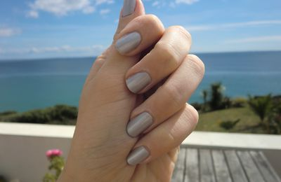 Color Club - Pretty in platinium