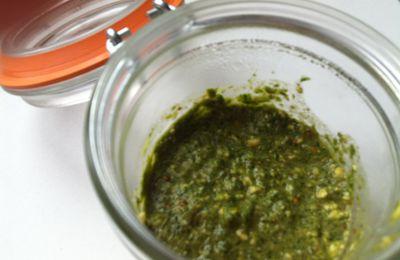 Pesto de cresson