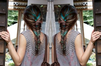 Rainbow Braid...