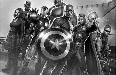 Avengers, earth's mightiest heroes