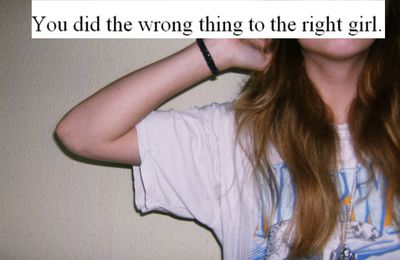 You did it wrong ..