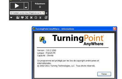 TurningPoint AnyWhere application autonome