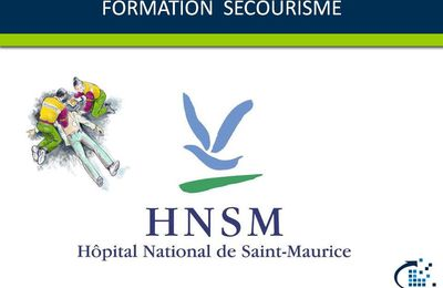 Quiz secourisme à l'hôpital St-Maurice avec Turningpoint meeting services